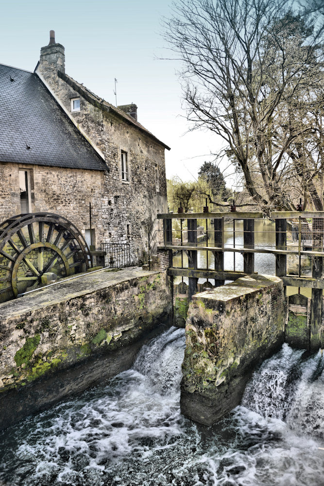 French Mill (portrait colour)