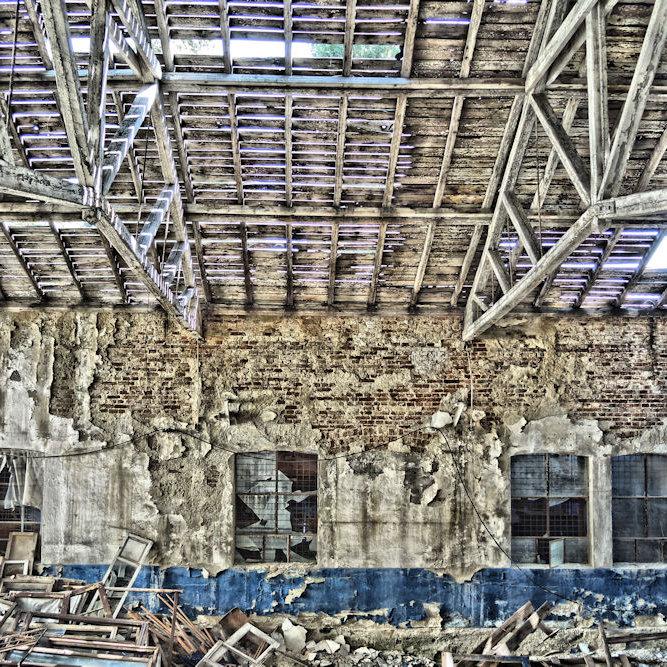 Derelict Barn