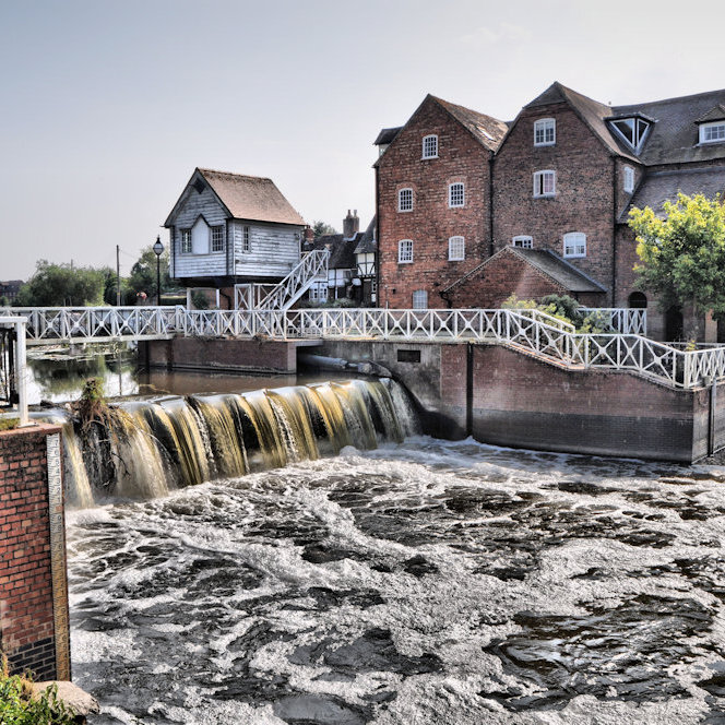 Avon Mill Tewkesbury